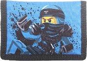 """Детско портмоне - LEGO Ninjago Jay - Детски аксесоар от серията """"LEGO: Ninjago"""" - продукт"""