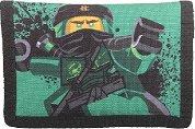 """Детско портмоне - LEGO Ninjago Lloyd - Детски аксесоар от серията """"LEGO: Ninjago"""" -"""