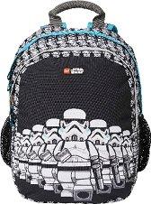 """Раница за детска градина - LEGO Star Wars: Stormtroopers - От серията """"LEGO: ERGO"""" - раница"""