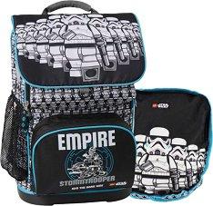 """Ученическа раница - LEGO Star Wars: Stormtroopers - Комплет със спортна чанта от серията """"Star Wars"""" - раница"""
