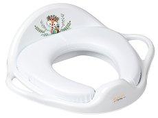 Детска седалка за тоалетна с дръжки - Little Fox - продукт