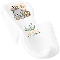Aнатомична подложка за къпане - Little Elephant - продукт