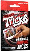 """Невероятни валета - Комплект за фокуси с карти от серията """"Tricks"""" -"""
