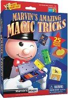 Невероятните фокуси на Марвин - Комплект за фокуси - играчка