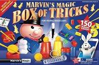 150 магически трикове - Комплект за фокуси - образователен комплект