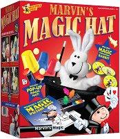 Магическата шапка на Марвин - Комплект за фокуси -