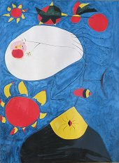 Уединение - Хоан Миро (Hoan Miro) - пъзел