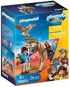 """Марла с кон - Детски конструктор от серията """"Playmobil - Филмът"""" -"""