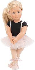 Кукла Вайълет Анна - 46 cm - кукла