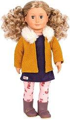 Кукла Флорънс - 46 cm - кукла