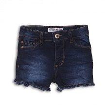 """Детски къс дънков панталон - От серията """"MINOTI Basics"""" -"""