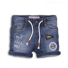 Детски къс дънков панталон - продукт