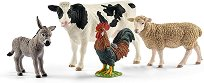 Животни от фермата - фигура
