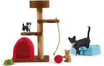 Игра с котета - играчка