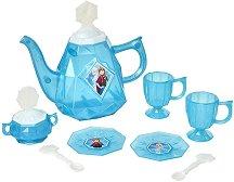 Сервиз за чай - Замръзналото кралство - Детски комплект за игра - творчески комплект