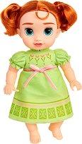 """Анна - дете - Кукла от серията """"Замръзналото кралство"""" - играчка"""