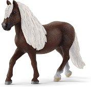Шварцвалдска кобила с бяла грива - фигура