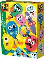 Направи сам с балони - Смешни лица - творчески комплект