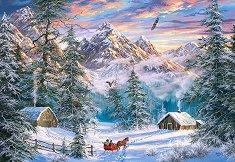 Коледа в планината -