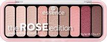 Essence The Rose Edition Eyeshadow Palette - Палитра с 9 цвята сенки за очи - дамски превръзки