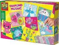 Диамантена мозайка - Творчески комплект -