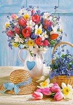 Пролет във ваза -