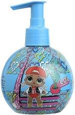 "L.O.L. Surprise 2 in 1 Shower Gel & Shampoo - Детски душ гел и шампоан 2 в 1 от серията ""L.O.L. Surprise"" -"