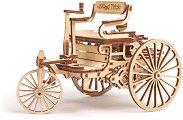 Първата кола - Механичен 3D пъзел -