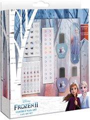 Детски подаръчен комплект за маникюр - Disney Frozen 2 - продукт