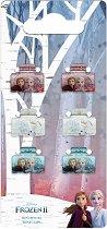 """Детски щипки за коса - Frozen 2 - Комплект от 6 броя от серията """"Замръзналото кралство"""" - продукт"""