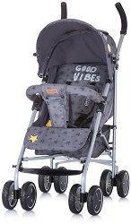 Лятна бебешка количка - Emoji 2020 - С 4 колела -
