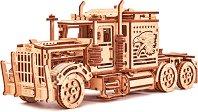 Big Rig - Механичен 3D пъзел -