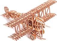 Самолет - Механичен 3D пъзел -