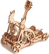 Катапулт - Механичен 3D пъзел -