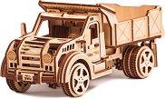 Камион - Самосвал - Механичен 3D пъзел -