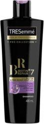 "Tresemme Biotin + Repair 7 Shampoo - Шампоан за суха и увредена коса от серията ""Biotin + Repair 7"" - шампоан"