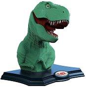 Скулптура на Тиранозавър рекс - 3D пъзел -