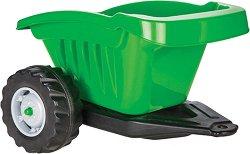 Ремарке - Аксесоар за детски трактор с педали -