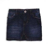 """Детска дънкова пола - От серията """"MINOTI Basics"""" - продукт"""