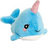 """Нарвал - Плюшена играчка от серията """"Bobballs"""" -"""