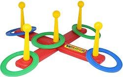 Рингове и мишени - Детска играчка - играчка