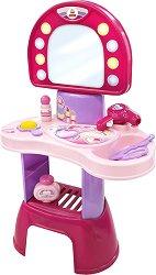 Детска тоалетка - Diana 2 - Детски комплект за игра с аксесоари -