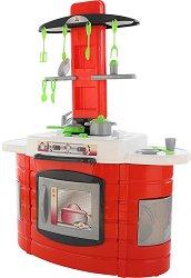 Детска кухня - Bu-Bu - играчка
