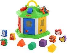 Сортер - Къща - играчка