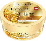 Eveline Extra Soft bio Argan & Manuka Oil Face and Body Cream - продукт