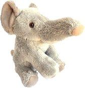 """Слонче - Плюшена играчка от серията """"Wild"""" -"""