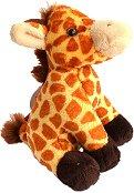 """Жираф - Плюшена играчка от серията """"Wild"""" - играчка"""