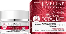 Eveline Laser Therapy Total Lift Wrinkle Reducing Day & Night Cream 50+ - продукт