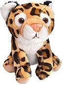 """Леопард - Плюшена играчка от серията """"Wild"""" -"""