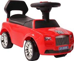 Детска кола за бутане - Baron - кукла